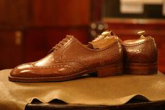 All shoes by Jan Kielman