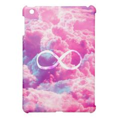 Girly Infinity Symbol Bright Pink Clouds Sky iPad Mini Cases In our offer link above you will seeDeals          	Girly Infinity Symbol Bright Pink Clouds Sky iPad Mini Cases Online Secure Check out Quick and Easy...