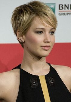 Awkward moment when I realize that the hair cut I'm getting is very similar to this... I'll just have to do platinum blonde :)