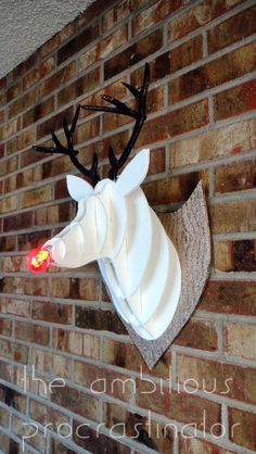 IKEA Hackers: Light Up Nose for Rudolph