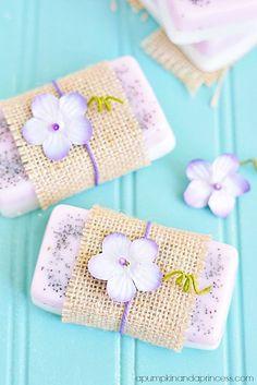 Homemade Lavender Lemon Soap | Most-Liked Homemade Soap Recipes For Frugal Homesteaders
