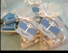 Sweet crosses favors