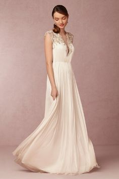 New Wedding Dresses for Spring 2015 at BHLDN | Dress for the Wedding