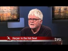 Michael Harris: Harper in the Hot Seat - YouTube