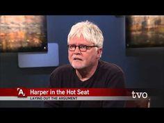 Michael Harris: Harper in the Hot Seat - YouTube