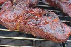 Country Style Ribs on the Big Green Egg