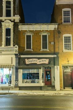 Dundas, Ontario Hamilton Ontario Canada, Dundas Ontario, Old Bricks, Brick Building, Store Fronts, Buildings, Memories, London, Tea