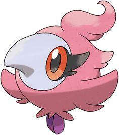 Spritzee Pokédex: stats, moves, evolution & locations | Pokémon Database