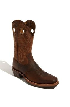 Ariat 'Heritage Roughstock' Boot (Online Only) available at #Nordstrom