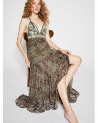 fd0198f8ccae Free People - Manarola Maxi Dress - Lyst Free People Maxi Dress