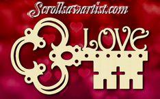 Wood Love key