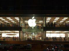 홍콩 애플스토어, 애플워치와의 만남 -테크홀릭 http://techholic.co.kr/archives/32413