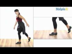 How to Do Trenches in Tap Dance - YouTube