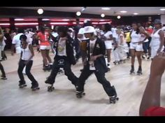 ▶ rythym skate clips from Atlanta skate a thon - YouTube