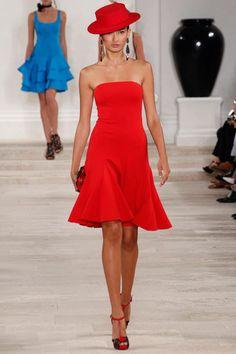 Ralph Lauren Spring 2013 #JustFab #FashionWeek