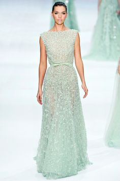 [Elie Saab Spring 2012 Couture Collection]