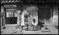 1907년 3월, 전당포와 노점
