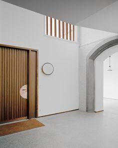 Atelier Abraha Achermann - Courthouse renovation, Münchwilen 2014.
