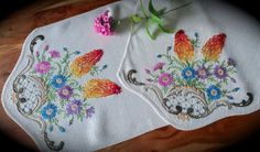 Check out this item in my Etsy shop https://www.etsy.com/uk/listing/474163109/beautiful-pair-of-hand-embroidered-hot