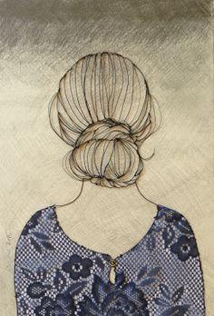 The Studio Gallery: Christina James Nielsen