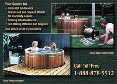 Island Hot Tub Company/Chofu Heaters - Your Source for Chofu Hot Tub Heaters and Accessories