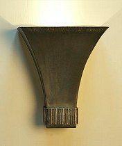 Bullhouse small - wrought iron wall light