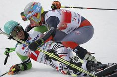 Ted Ligety and Felix Neureuther Fis World Cup, Alpine Skiing, Sports, Hs Sports, Sport