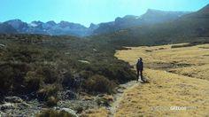 Camino a Las Lagunillas