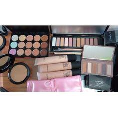 Lote50 Pz Mac+set De Brochas+paleta Correctore Envio Gratis - $ 3,099.00 en…
