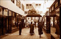 Passage Nieuwe Ginnekenstraat Breda 1936