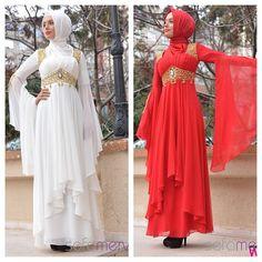 Love these!! Sefamerve.com ❤ hijab style