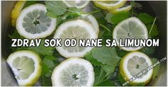 Za izradu lekovitog soka i sirupa, trebaće vam 400 grama svežih listova mente, zatim...