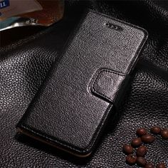 CYBORIS Luxury Business Top Yak Genuine Leather Flip Case For iPhone 5S 5 SE fashion Ultra Slim capa for Apple iPhoneSE 5 5s SE #Affiliate