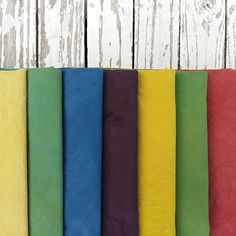 Telas de algodón orgánico teñidas a mano con tintes naturales *** Organic cotton fabrics hand-dyed with natural dyes #SlowTextileConcept #Tinctórea