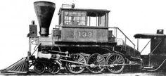 Camelback Locomotive 1853