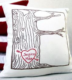 DIY Sweetheart Tree Embroidery Kit by CozyBlue