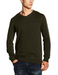 Timberland Clothing Men s Williams River V Neck Long Sleeve Jumper 223af70bb