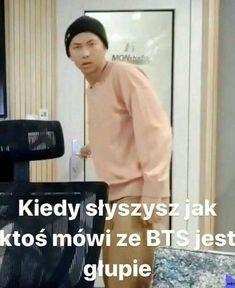 Kdrama Memes, Bts Memes, Bts Bangtan Boy, Bts Jimin, Asian Meme, Polish Memes, Funny Mems, I Love Bts, Bts Video