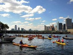 Beat the Heat and Enjoy NYCs 2016 City of Water Day