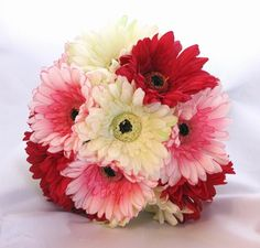 daisy bouquets for weddings | ... Playful Aspect of Your Gerbera Daisy Wedding Bouquets | Wedding Tips