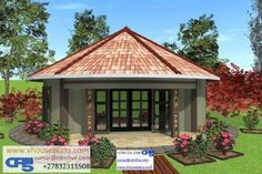 4 Corner House Plans New House Plan No Round House