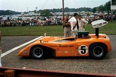 McLaren M-8B CAN AM 1969 Denny Hulme
