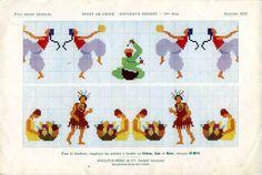 ru / Photo # 16 - Vintage DMC - New Designs - Series - Dmc Cross Stitch, Stitch 2, Cross Stitch Embroidery, Cross Stitch Patterns, Vintage Cross Stitches, News Design, Needlework, Projects To Try, Blog