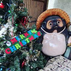 Happy Ho Ho from your friendly neighbourhood Tanuki! I hope all your hobby wishes come true and that you give as much as you get!