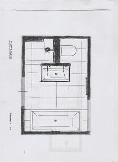 1000 images about ground plan slim indelen plattegrond on pinterest interieur half doors - Badkamer lengte plan ...