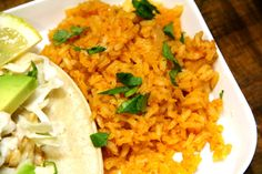 A good, simple, Mexican Rice recipe, for my brother-in-law from Mexico... Twenty years ago, I made him the most ghastly spanish rice dish, and he ate it without complaining.  Sorry 'bout that... I am so much better now.  TIP:  If you don't have the cumin on hand, use a dash of any taco seasoning you have in the cupboard. ~~ Houston Foodlovers Book Club