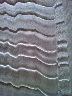Polystyrene work from saatchi