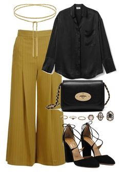 """""""Untitled #5493"""" by rachellouisewilliamson on Polyvore featuring Topshop, Mulberry and Charlotte Russe"""