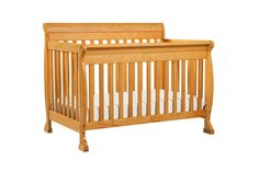 Amazon.com : DaVinci Kalani 4-in-1 Convertible Crib with Toddler Rail, Espresso : Toddler Beds : Baby