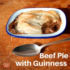 + images about Pies on Pinterest | Pie crusts, Beef and guinness pie ...